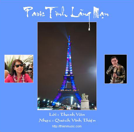 Logo Paris Tinh Lang Man